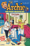 Cover for Archie (Semic, 1982 series) #6/1985
