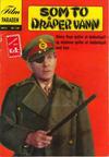Cover for Filmparaden (Illustrerte Klassikere / Williams Forlag, 1962 series) #13