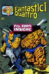 Cover for I Fantastici Quattro (Editoriale Corno, 1971 series) #202