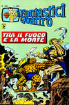 Cover for I Fantastici Quattro (Editoriale Corno, 1971 series) #206