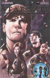 Cover Thumbnail for Stargate SG-1: Fall of Rome (2004 series) #1 [Gold Foil]
