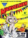 Cover for Marvelman (L. Miller & Son, 1954 series) #122