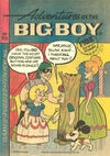 Cover for Adventures of the Big Boy (Webs Adventure Corporation, 1957 series) #163