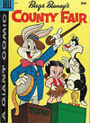 Cover for Bugs Bunny's County Fair (Dell, 1957 series) #1 [Canadian edition]