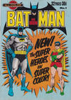 Cover for Batman and Robin (K. G. Murray, 1976 series) #1
