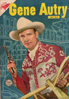 Cover for Gene Autry (Editorial Novaro, 1954 series) #9