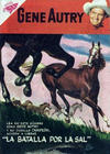 Cover for Gene Autry (Editorial Novaro, 1954 series) #56