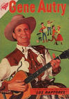 Cover for Gene Autry (Editorial Novaro, 1954 series) #51