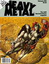 Cover Thumbnail for Heavy Metal Magazine (1977 series) #v4#11 [Newsstand]