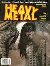 Cover for Heavy Metal Magazine (Heavy Metal, 1977 series) #v5#9 [Newsstand]