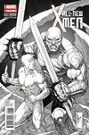 Cover Thumbnail for All-New X-Men (2013 series) #22 [Dale Keown 'Sketch']