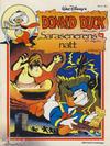 Cover for Donald Duck album (Hjemmet / Egmont, 1985 series) #[2] - Sarasenerens natt [Reutsendelse]
