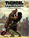Cover for Thorgal (Le Lombard, 1980 series) #4 - La galère noire