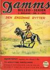 Cover for Damms Billedserier [Damms Billed-serier] (N.W. Damm & Søn [Damms Forlag], 1941 series) #3/1942