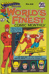 Cover for Superman Presents World's Finest Comic Monthly (K. G. Murray, 1965 series) #92