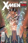 Cover for Astonishing X-Men (Marvel, 2004 series) #58
