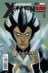 Cover for Astonishing X-Men (Marvel, 2004 series) #57 [Direct]