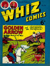 Cover for Whiz Comics (L. Miller & Son, 1950 series) #95