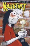 Cover for Kollektivet (Bladkompaniet / Schibsted, 2008 series) #3/2014