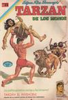 Cover for Tarzán (Editorial Novaro, 1951 series) #254