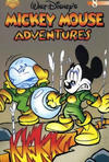 Cover for Walt Disney's Mickey Mouse Adventures (Gemstone, 2004 series) #8