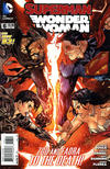 Cover for Superman / Wonder Woman (DC, 2013 series) #6