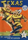 Cover for Texas (Serieforlaget / Se-Bladene / Stabenfeldt, 1953 series) #13/1953