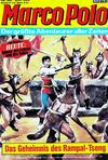 Cover for Marco Polo (Bastei Verlag, 1975 series) #83