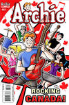 Cover for Archie (Archie, 1959 series) #653