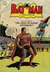 Cover for Batman (Editorial Novaro, 1954 series) #237