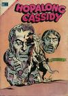 Cover for Hopalong Cassidy (Editorial Novaro, 1952 series) #149