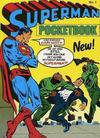 Cover for Superman Pocketbook (Egmont/Methuen, 1976 series) #1