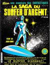 Cover for Une Aventure des Fantastiques (Editions Lug, 1973 series) #40