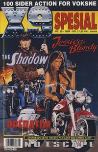 Cover Thumbnail for X9 Spesial (Semic, 1990 series) #10/1994