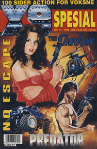 Cover Thumbnail for X9 Spesial (Semic, 1990 series) #11/1994