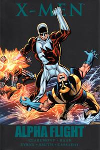 Cover Thumbnail for X-Men: Alpha Flight (Marvel, 2011 series)  [Premiere Edition]