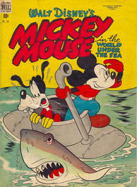 Cover Thumbnail for Four Color (Wilson Publishing, 1947 series) #194