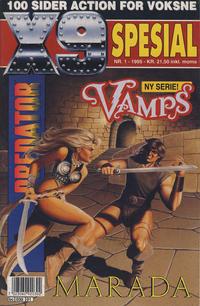 Cover Thumbnail for X9 Spesial (Semic, 1990 series) #1/1995