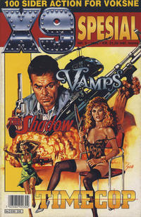 Cover Thumbnail for X9 Spesial (Semic, 1990 series) #5/1995