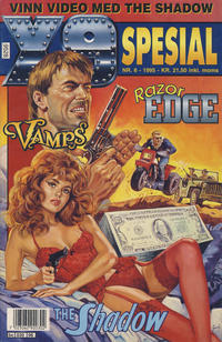 Cover Thumbnail for X9 Spesial (Semic, 1990 series) #6/1995