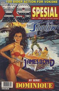 Cover Thumbnail for X9 Spesial (Semic, 1990 series) #7/1995