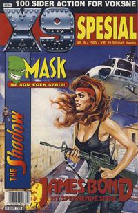 Cover Thumbnail for X9 Spesial (Semic, 1990 series) #9/1995