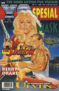 Cover Thumbnail for X9 Spesial (Semic, 1990 series) #11/1995