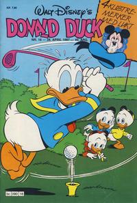 Cover Thumbnail for Donald Duck & Co (Hjemmet / Egmont, 1948 series) #18/1987