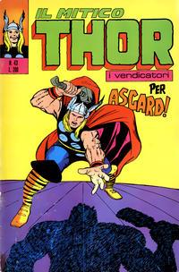 Cover Thumbnail for Il Mitico Thor (Editoriale Corno, 1971 series) #43