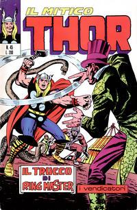 Cover Thumbnail for Il Mitico Thor (Editoriale Corno, 1971 series) #45