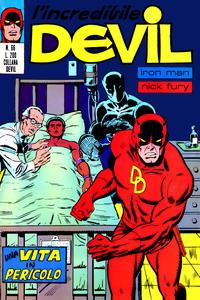 Cover Thumbnail for L'Incredibile Devil (Editoriale Corno, 1970 series) #66