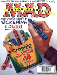 Cover Thumbnail for Mad Color Classics (EC, 2000 series) #3