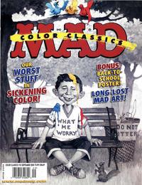 Cover Thumbnail for Mad Color Classics (EC, 2000 series) #10