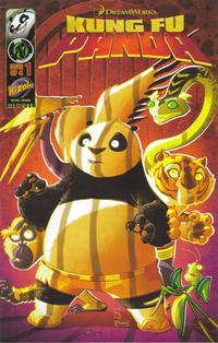 Cover Thumbnail for Kung Fu Panda (Ape Entertainment, 2011 series) #1